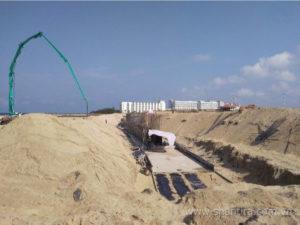 tien do du an shantira beach resort & spa hoi an