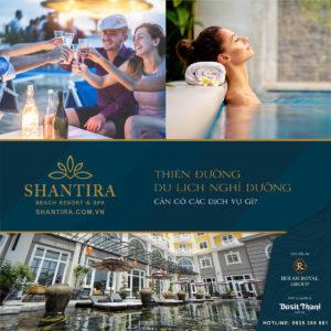 tien ich shantira beach resort and spa