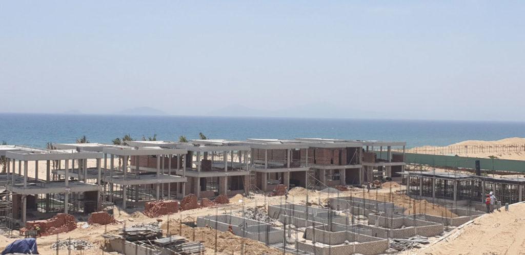 tien do shantira villas thang 5 2020