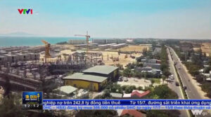 Shantira Beach Resort & Spa tren dai truyen hinh vtv 1