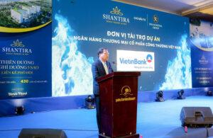 Vietinbank Ngân hàng tài trợ Shantira Hội An