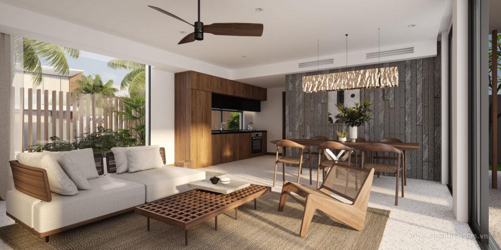 biet thu bien shantira villas hoi an furniture