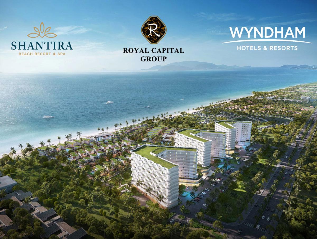 Wyndham Hotel & Resort - Donvi Quan ly van hanh Shantira Hoi An